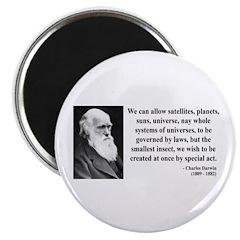Charles Darwin 5 Magnet