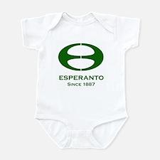 Esperanto Since 1887 Infant Bodysuit