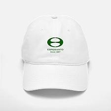Esperanto Since 1887 Baseball Baseball Cap