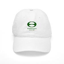 Esperanto Since 1887 Baseball Cap