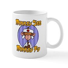 Monkey Fu Mug