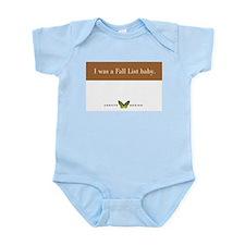 Fall List Infant Creeper