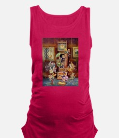MIDNIGHT PIXIES Tank Top
