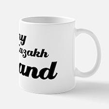 I love my Kazakh husband Mug