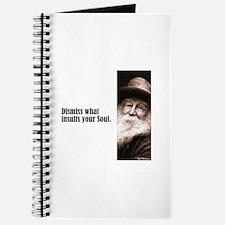 "Whitman ""Dismiss"" Journal"