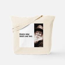 "Whitman ""Dismiss"" Tote Bag"