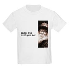 "Whitman ""Dismiss"" T-Shirt"
