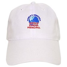 World's Greatest Middl.. (E) Baseball Cap
