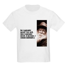 "Whitman ""Contradict"" T-Shirt"