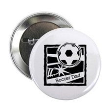 "Soccer Dad 2.25"" Button (100 pack)"