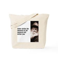 "Whitman ""Define"" Tote Bag"