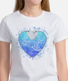 Forever in my heart: USCG Tee