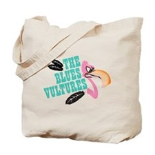 The Great Blues Vultures Tote Bag - heavy duty!