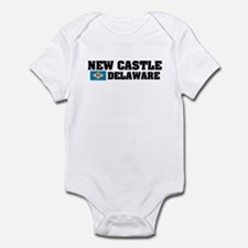 New Castle Infant Bodysuit