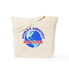 World's Greatest Minis.. (E) Tote Bag