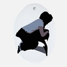 Chair Massage Oval Ornament