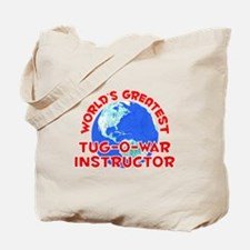 World's Greatest Tug-o.. (F) Tote Bag