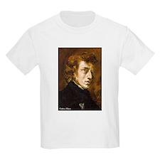 "Faces ""Chopin"" T-Shirt"