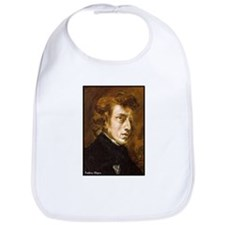 "Faces ""Chopin"" Bib"