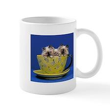 Kittens in a teacup Mug