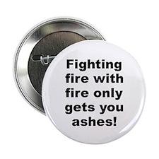 """Unique Ashes 2.25"""" Button"""
