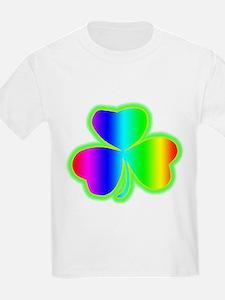 Rainbow Shamrock T-Shirt