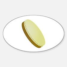Bodhran (2) Oval Decal