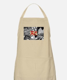 Albany Collage BBQ Apron