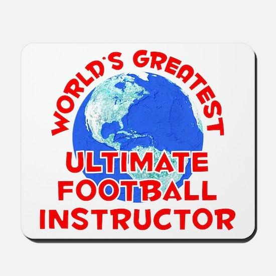 World's Greatest Ultim.. (F) Mousepad