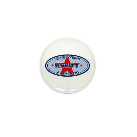 Kady - Born To Sing Mini Button (10 pack)