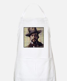 """Faces """"Debussy"""" BBQ Apron"""