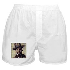 "Faces ""Debussy"" Boxer Shorts"