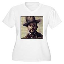 """Faces """"Debussy"""" T-Shirt"""