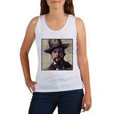 "Faces ""Debussy"" Women's Tank Top"