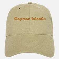 Cayman Islands Baseball Baseball Cap