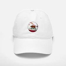 Baseball California Flag Baseball Baseball Cap