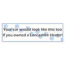Your Car Lancashire Heeler Bumper Bumper Bumper Sticker