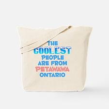 Coolest: Petawawa, ON Tote Bag