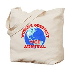 World's Greatest Vice .. (F) Tote Bag