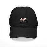 Peace Love American Water Spaniel Black Cap