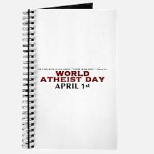 World Atheist Day 3.0 - Journal