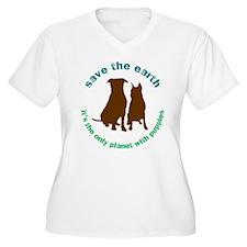 Cute Dog election T-Shirt