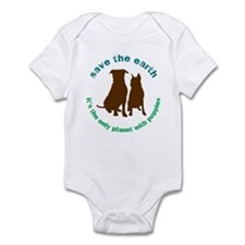 Funny Oil spill Infant Bodysuit