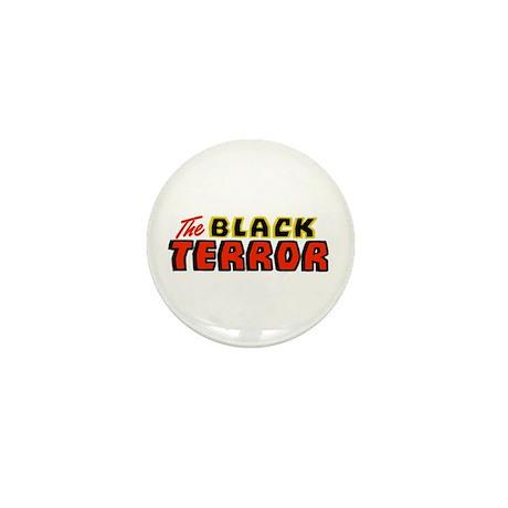 $2.49 Classic Black Terror Logo Mini Button