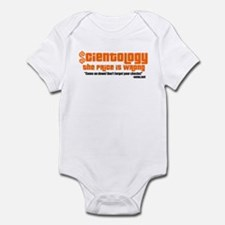 $cientology: The Price is Wro Infant Bodysuit