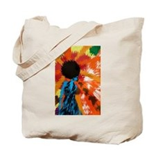 Righteous Afro Funk Tote Bag