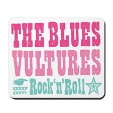 The Blues Vultures Mousepad