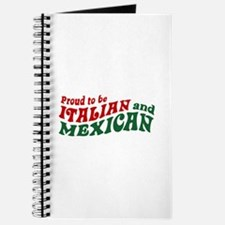 Proud Italian and Mexican Journal