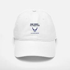 US Air Force Aim High Baseball Baseball Cap