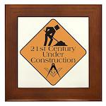 Free Mason Builders Framed Tile